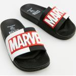 Reserved - Marvel papucs - Fekete