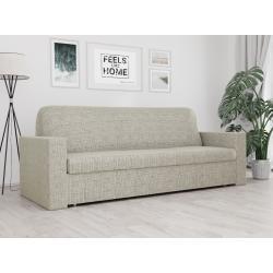 Rugalmas kanapé huzat Karo bézs