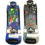 Skateboard színes fából