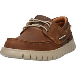 SKECHERS Fűzõs cipõ sötét barna