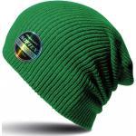 Uniszex téli sapka Result Caps Softex Beanie Egy méret, Celtic Green