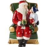 V&B Christmas Toys zenélõ doboz, Télapó fotelben